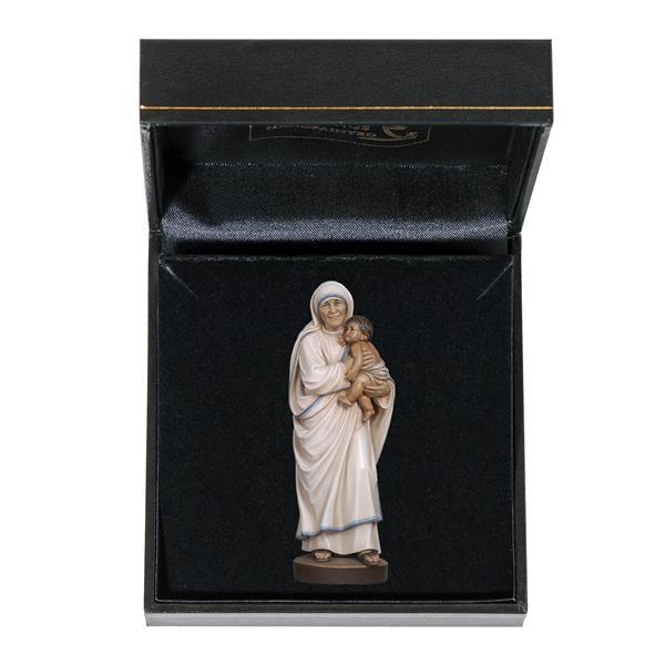 Mutter Theresa mit Etui